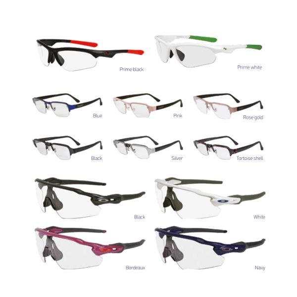 Rámečky - lupové brýle