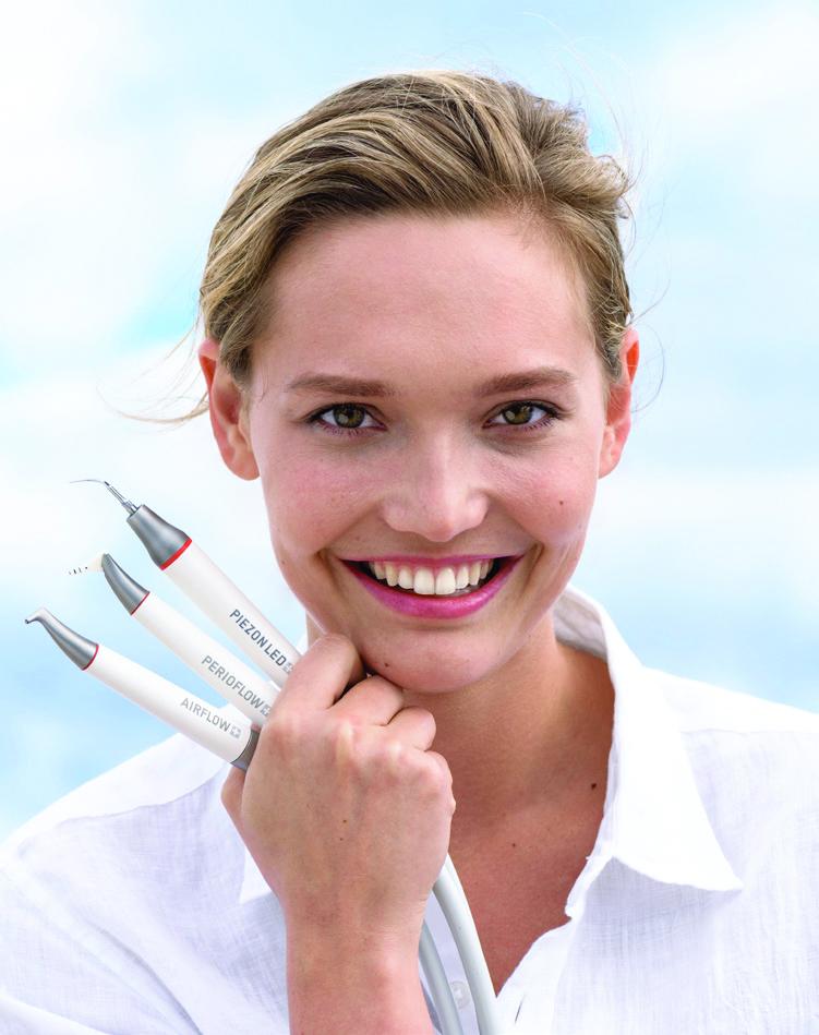 Zubní hygienistka